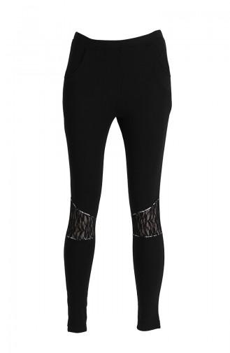 Black Leggings 0767-01