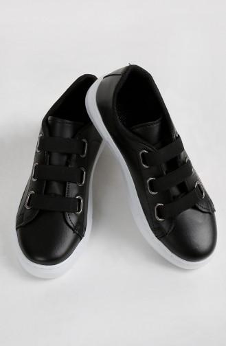 أحذية رياضية أسود 0301-01
