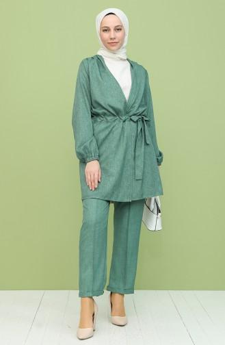 Ensemble Vert emeraude 2041-06