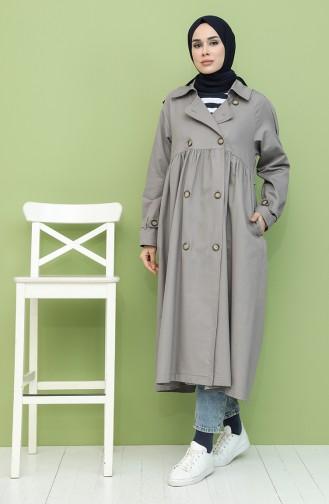 Grau Trench Coats Models 8315-03