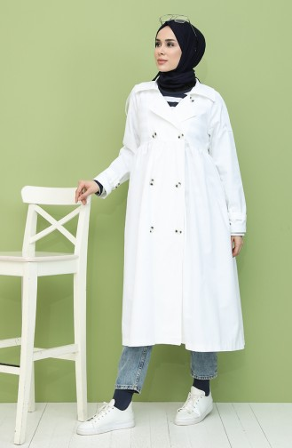 ترانش كوت أبيض 8315-04