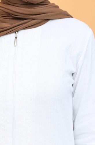 Weiß Abayas 22207-06