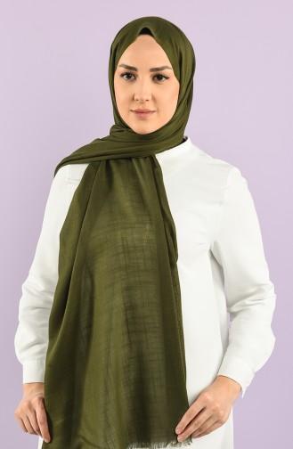 Khaki Sjaal 95363-01