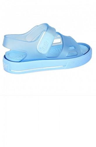 Pantoufles & Sandales Pour Enfants Bleu 20YIGORS10247_O55