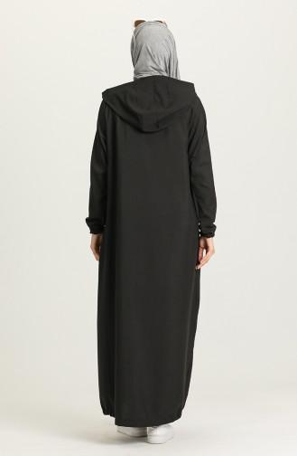 Abayas Noir 6880-01