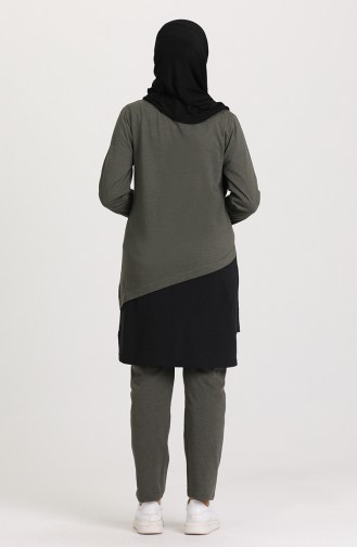 Khaki Tracksuit 9251-05
