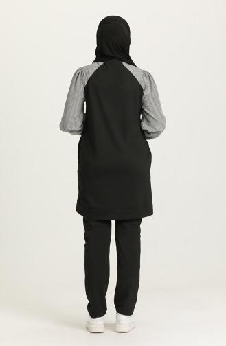 Black Tracksuit 9239-01