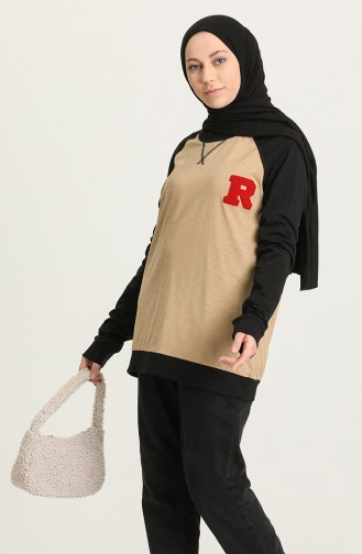 Black Sweatshirt 5234-01