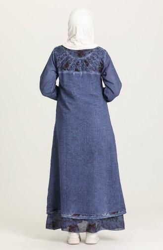 Indigo Hijap Kleider 92206-01