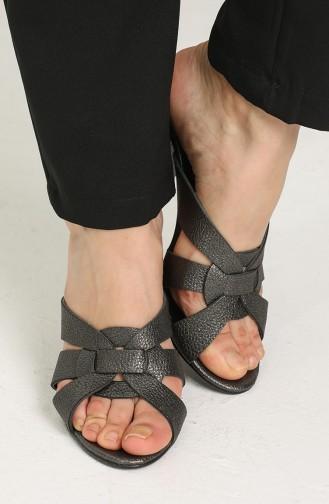 Platinum Summer Slippers 1362-16