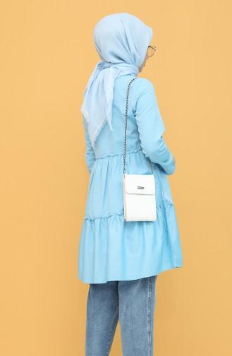 Blau Tunikas 6510-09
