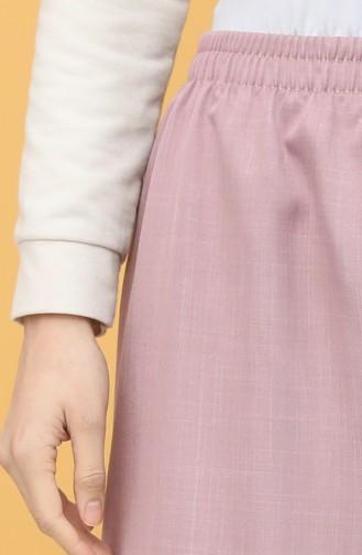 Pantalon Rose Pâle 4070-09