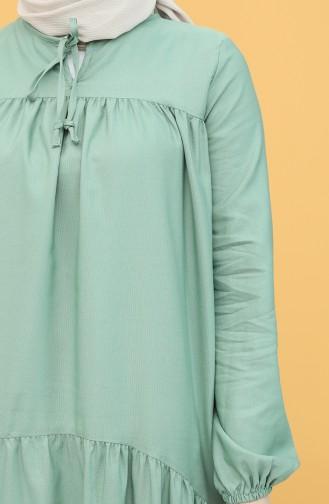 Robe Hijab Vert 7288-12