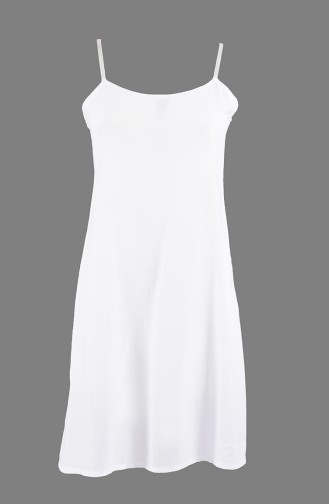 White Onderrok 12403-03