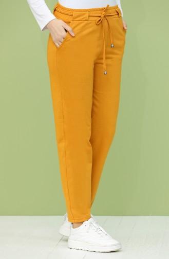 Mustard Broek 3258-05