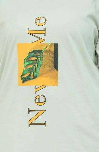 Green Tuniek 55406A-05