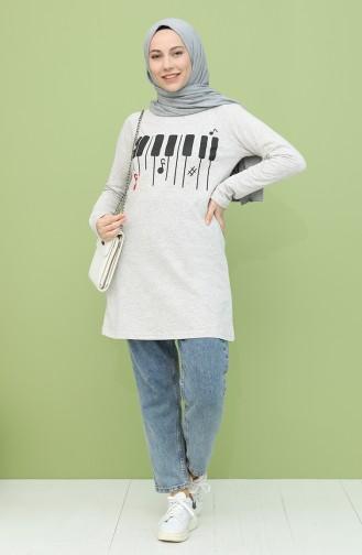 Beige Tunics 3047-25
