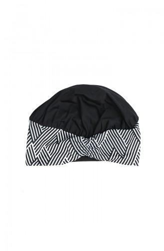 ملابس السباحة أسود 2033-02