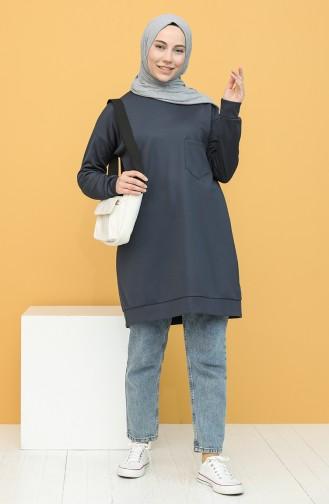 Cepli Sweatshirt 1571-02 Lacivert