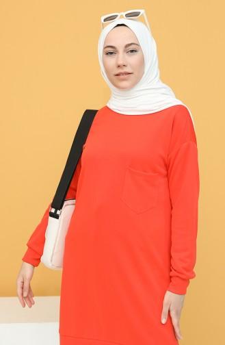 Cepli Sweatshirt 1571-06 Oranj 1571-06