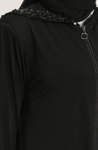 Black Mantel 7111-01
