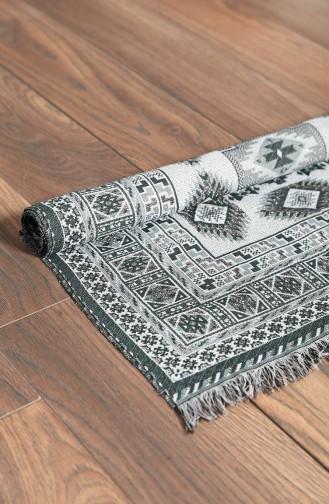Dark Green Praying Carpet 0007-04