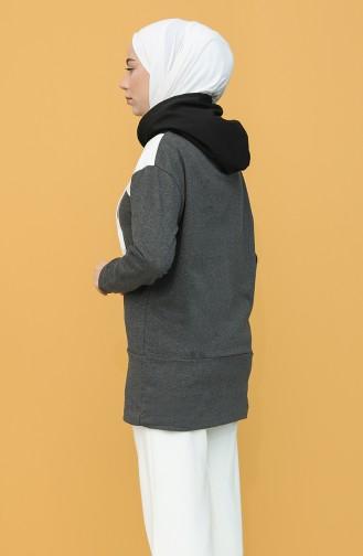 Schwarz Pulli 5076-03