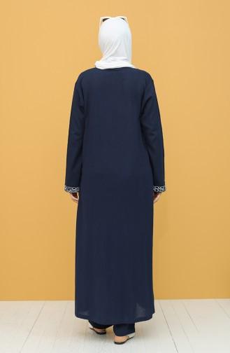 Navy Blue Suit 26224-03