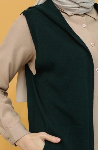 Emerald Green Waistcoats 4299-05