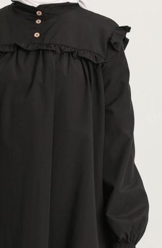 Tunique Noir 1509-03