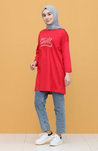 تونيك أحمر 2302-08