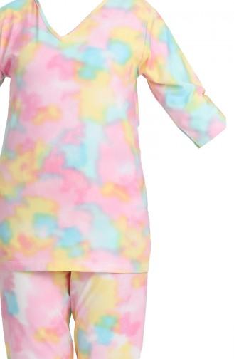 Pyjama Jaune 3350