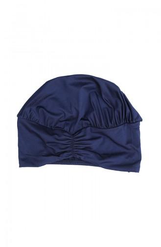 Navy Blue Swimsuit Hijab 2062