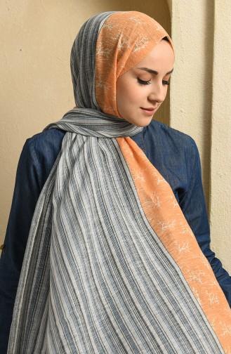 Yellow Sjaal 19-0300-60