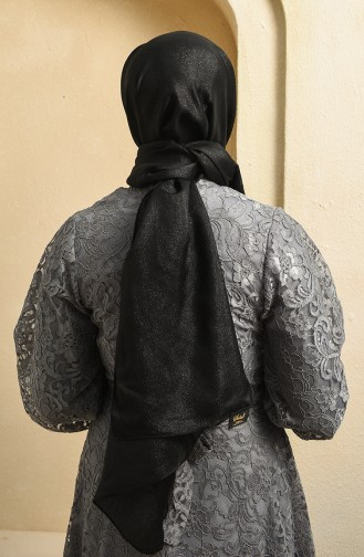Black Shawl 19-0002-20