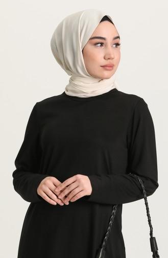 فستان أسود 0076-03