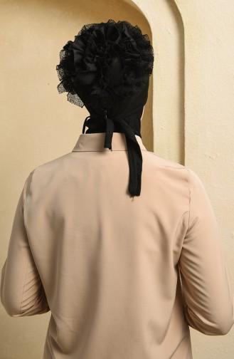 Schwarz Bonnet 1160-01