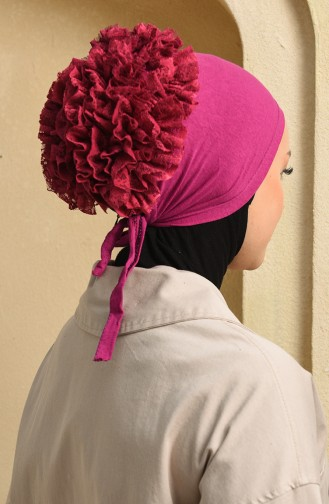 Bonnet Fushia 90112-02