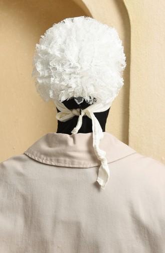 Bonnet Ecru 90112-06