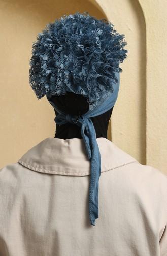 Bonnet Pétrole 90112-07