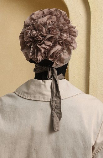 Bonnet Vison Foncé 90112-12