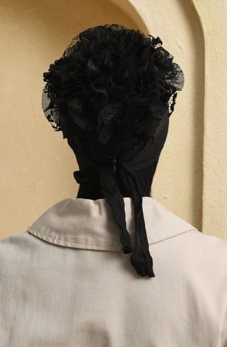 Bonnet Noir 90112-13