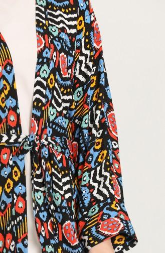 Black Kimono 21Y8275-04