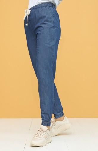 Navy Blue Pants 0015-01