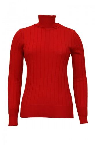 Knitwear Neck Short Sweater 0603-06 Mink 0603-07