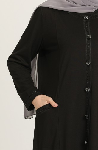 Abayas Noir 0792-01