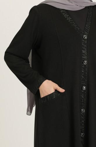 Black Cardigans 0747-02