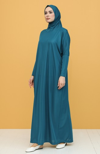 Hooded Prayer Dress 0620-05 Mink 0620-07