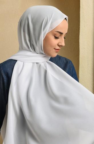 White Shawl 13176-24