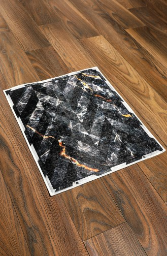 Textile de Maison Antracite 6006-01